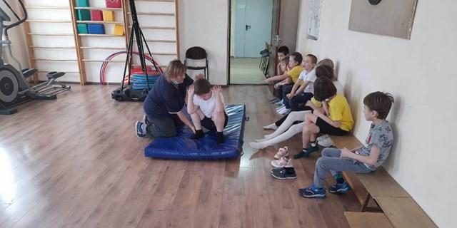 14.11.2020 Новая ЛИНия жизни с гимнастикой. Реализация проекта