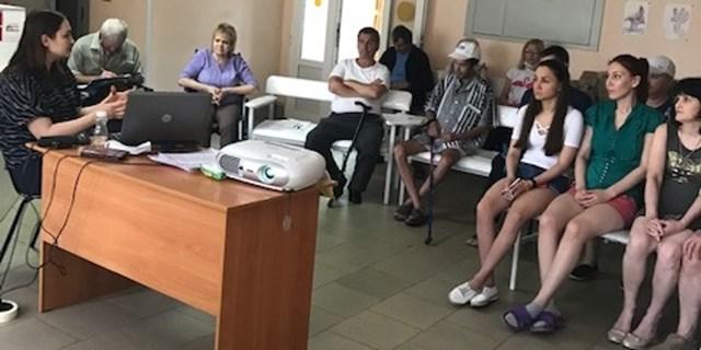 21.05.2021 Самара. Правовая школа для пациентов