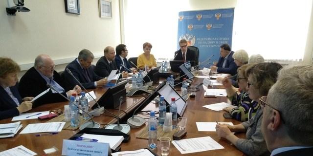 Заседание Совета при Росздравнадзоре