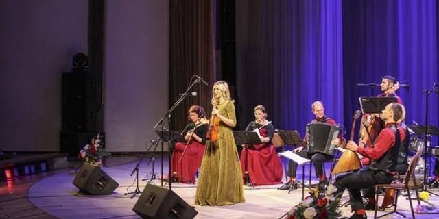 """12.10.2018 Самара. Филармония. """"Волга-folk-band"""""""