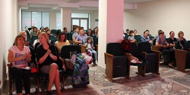 27.06.2019 Набережные Челны. Информационный семинар для пациентов с гемофилией