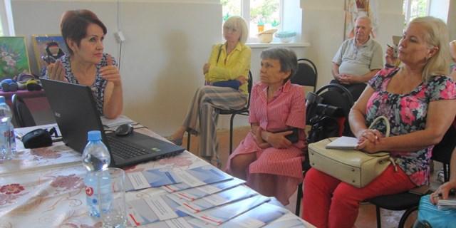 02.07.2019 Краснодар. Третий информационный семинар