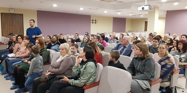 Москва. Осенняя Школа гемофилии. Ноябрь 2019