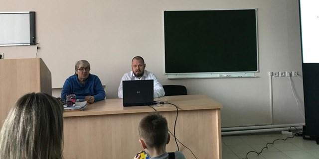 Ижевск. Семинар региональных представителей и школа гемофилии