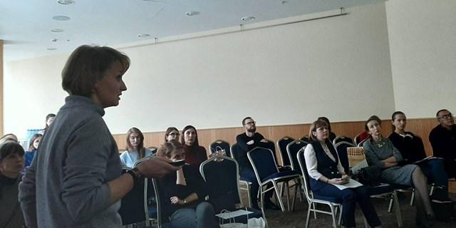 Новосибирск. Школа гемофилии: «Жить и не бояться». Декабрь 2019