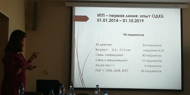 14.12.2019 Екатеринбург. Семинар «Школа ИТП»